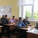 Урок трезвости в Васильевской школе