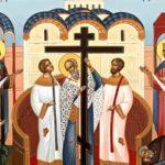Воздвижение Креста Господня: история
