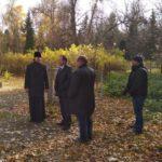 Рабочая встреча по восстановлению Христорождественского храма деревни Васильевское