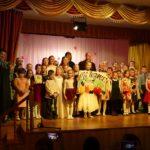 Пасхальный концерт в сельском Доме культуры